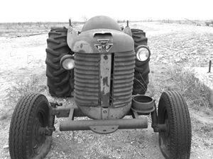 Old Tractor 2