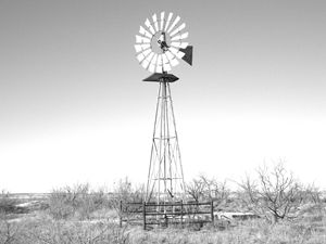 Midland Texas Windmill 1