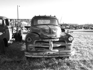 Old Chevy Truck 2