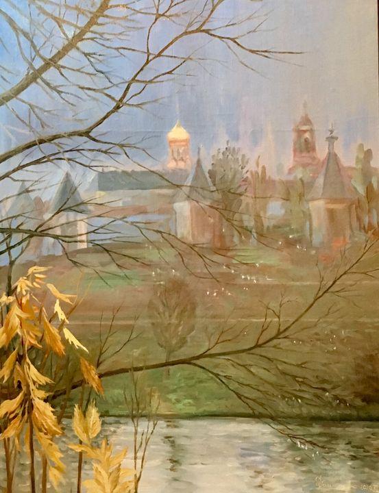 """At Sloboda (Zvenigorod)"" - SANREGRE GALLERY"