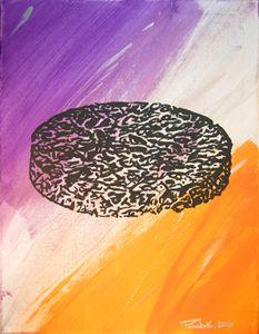 Painted Rice Cake