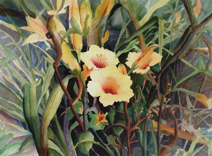 Hidden Treasures - Margie's art