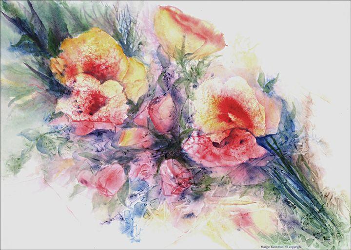 The Wish of my Heart - Margie's art