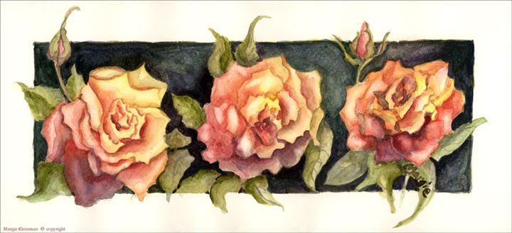 Three Sisters - Margie's art