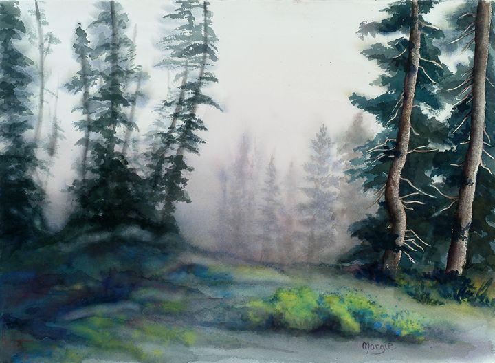 Brianhead - Margie's art