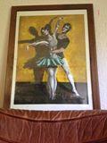 English Ballet Dancers