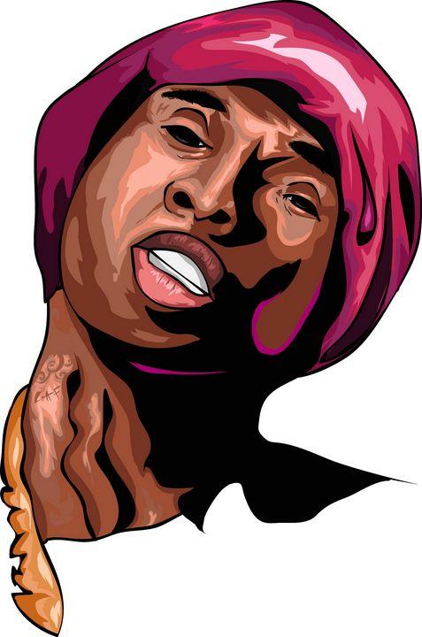 im black doesnt mean im a gangster - hoangakalazy