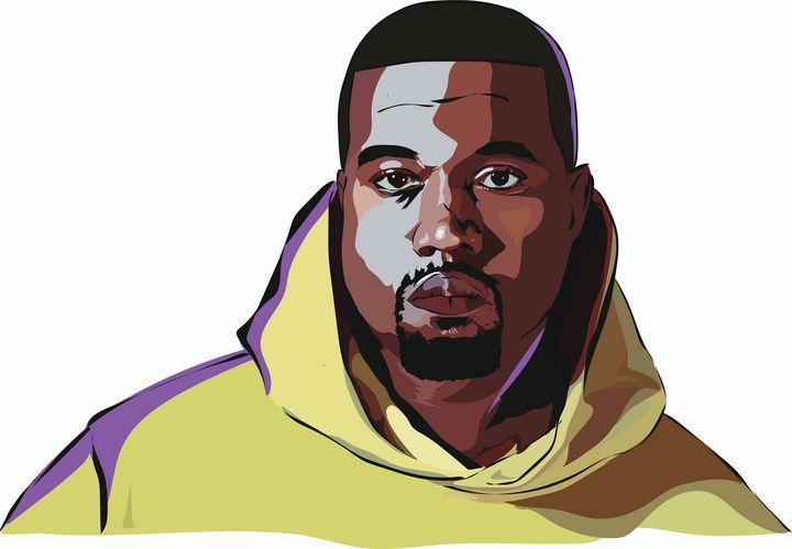 Kanye west - hoangakalazy
