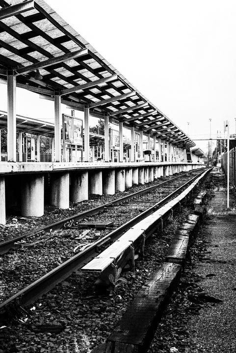 Train Station - Allen Williams