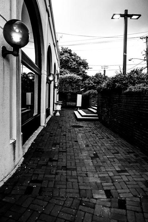 Brick Road - Allen Williams