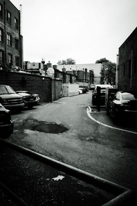Alley Way - Allen Williams