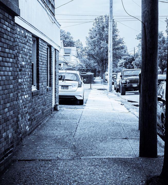 Sidewalk - Allen Williams
