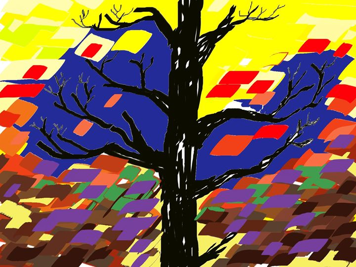 Peace Tree - A. Polycarpo