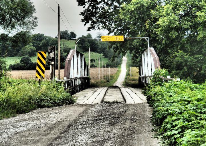 The Bridge - Kansas Girl/Missouri Guy Photos