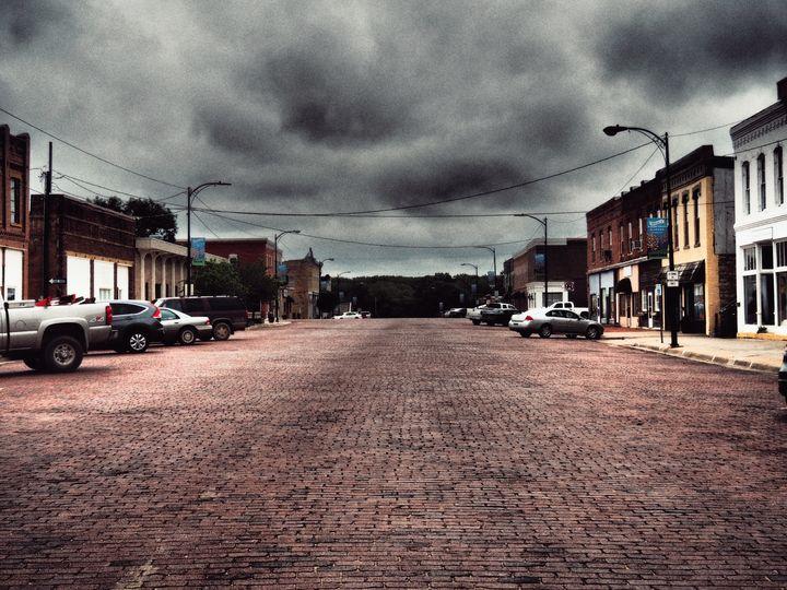 A Town Called Valley Falls - Kansas Girl/Missouri Guy Photos