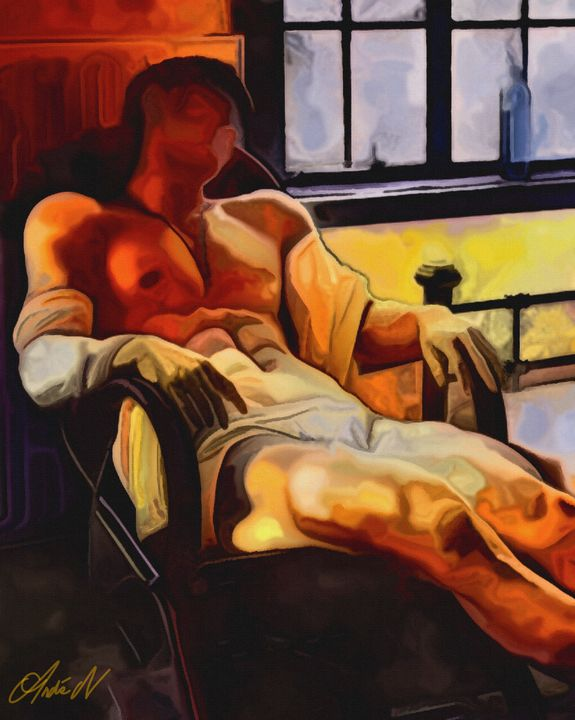 Afternoon Nap - The Essence of Man