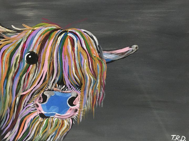 Cow - Tanya Radeva T.R.D.