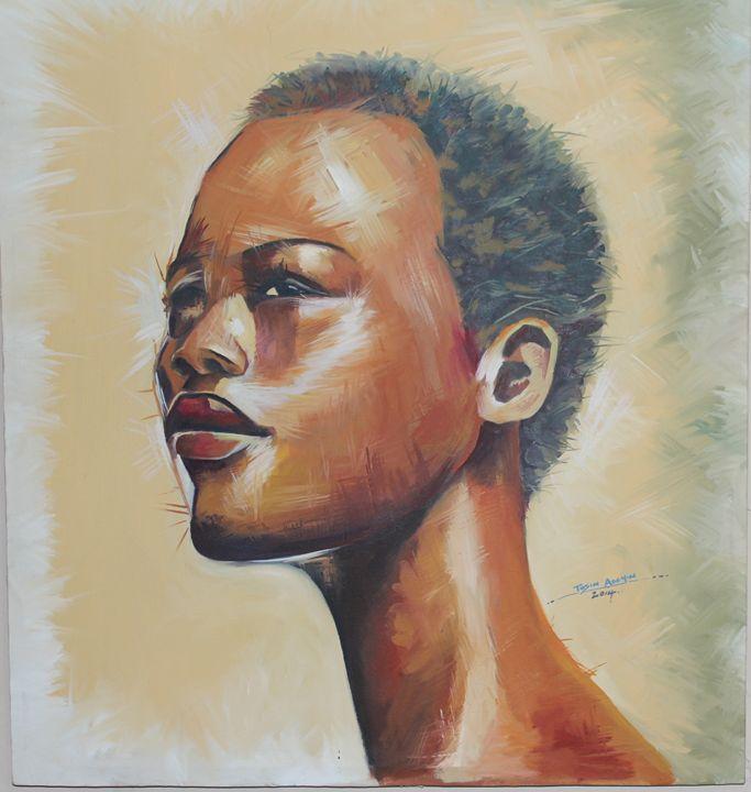 Ambition - J T Cresso Art.