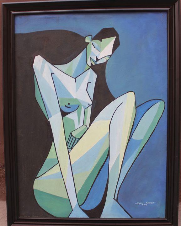 Yemoja - J T Cresso Art.