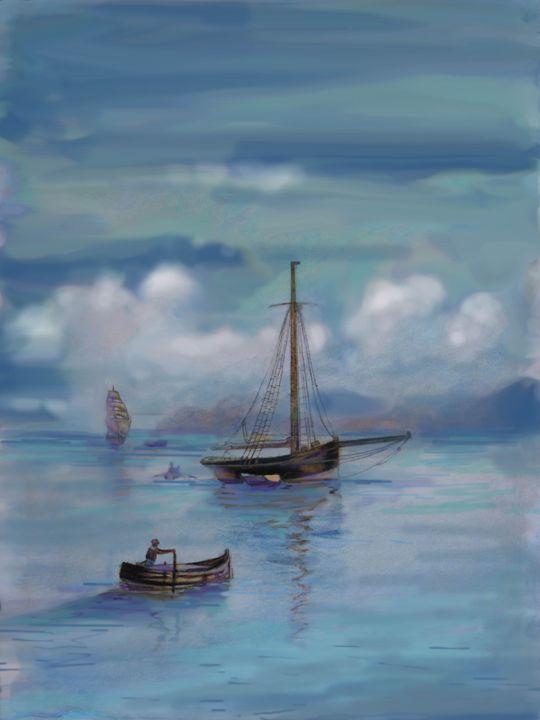 Pirates Safe Harbor - Kathryn Barnes