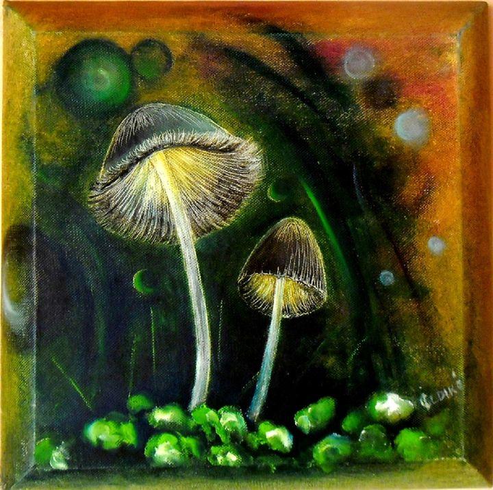 Magic mushroom 2 - Designlipe