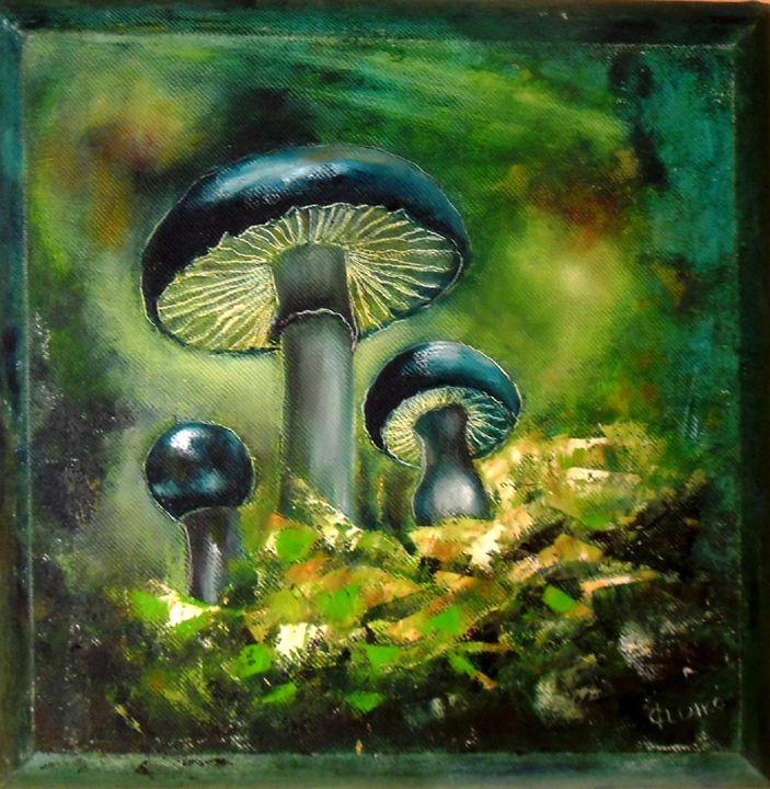 Magic mushroom 1 - Designlipe
