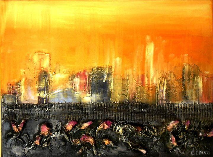 The flowers city - Designlipe