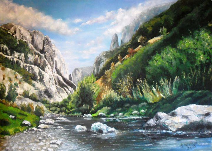 Legend of the Torda-Gorge - Designlipe