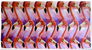 Flamingo Gaggle Too