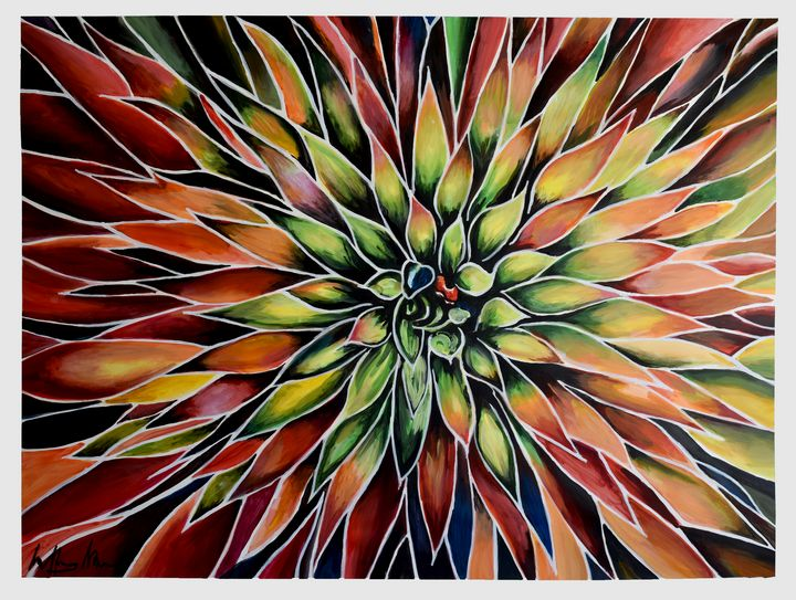 Agave Pelona - Prints by Geoff Greene