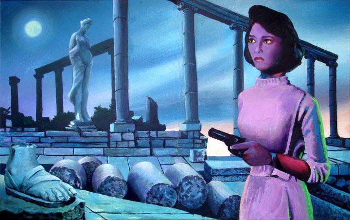 What Really Happened in Ephesus - Prints by Geoff Greene