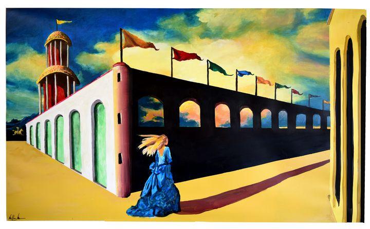 """""""Lo spirito dell'Italia"""" - Prints by Geoff Greene"""