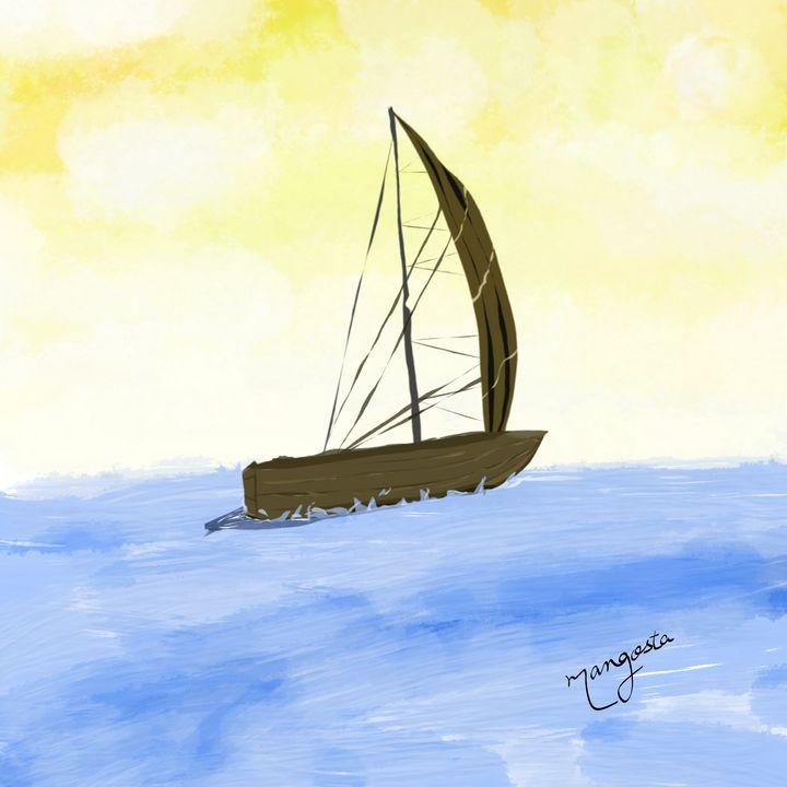 Ship of Treasures - Mangosta_comics