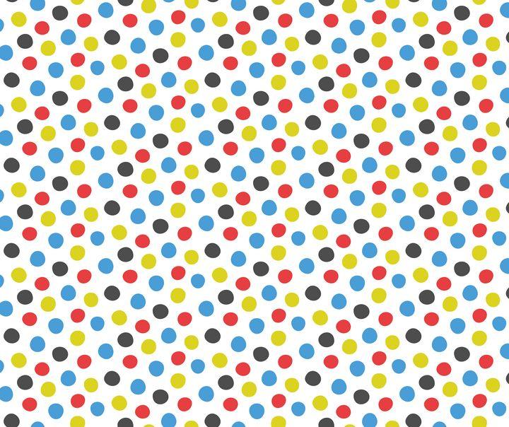 Delightfully Dotty Polka Dots - Paul Prevel