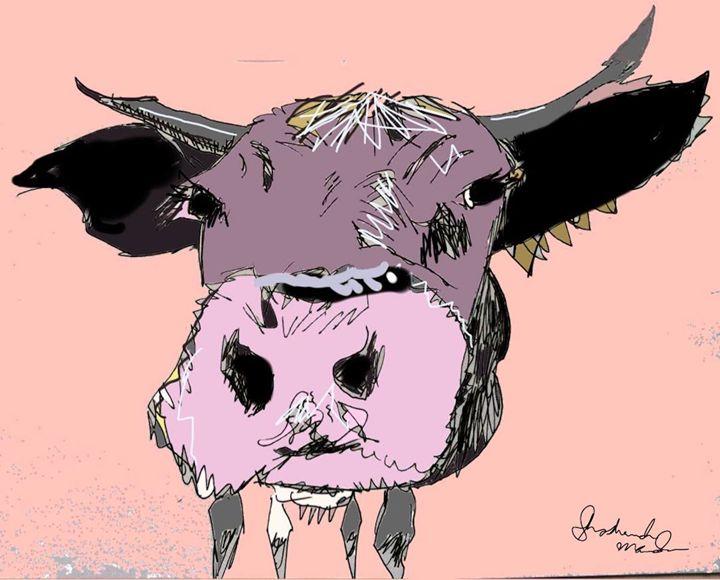Cow - Shoshanah's Art