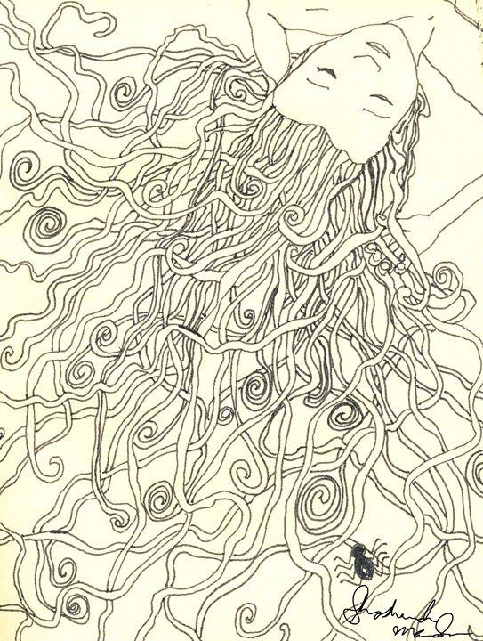 Alice's Hair - Shoshanah's Art