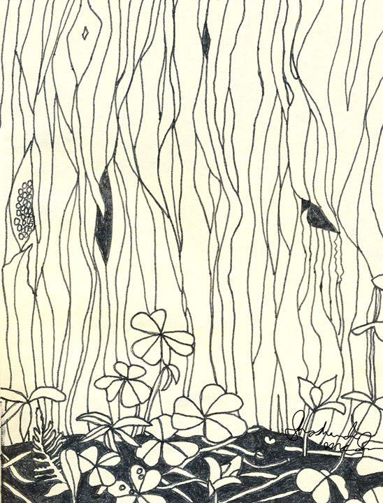 The Forest Floor - Shoshanah's Art