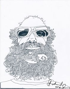 Bird in the Beard