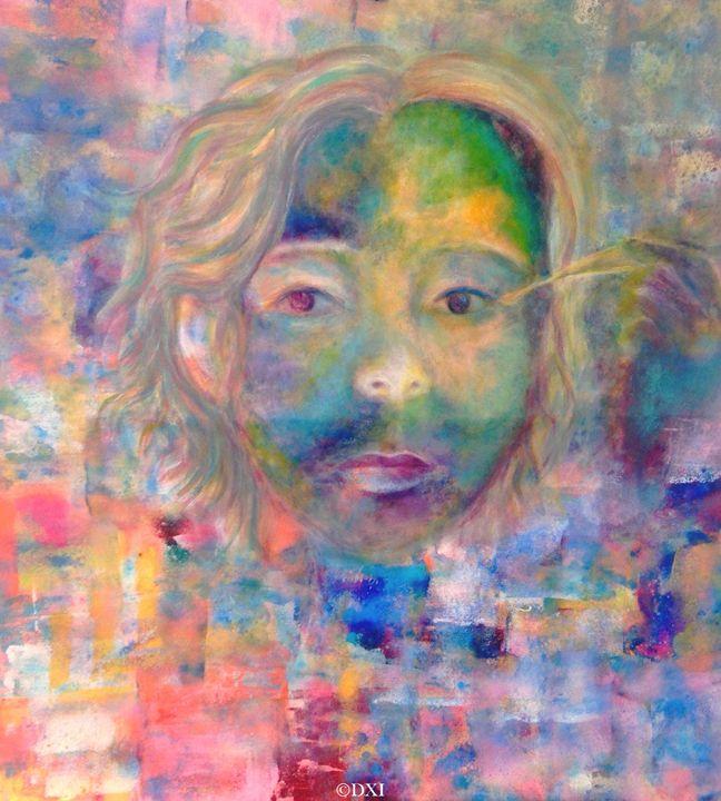 Otto's self-portraits -  Dalin.contact