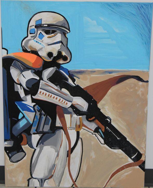 Sand Trooper - DRU