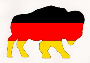 German Buffalo