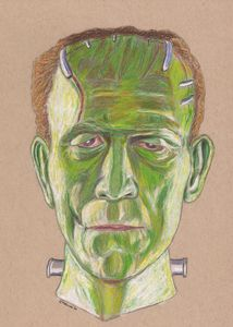 Frankenstein's Monster - Scott Emerling