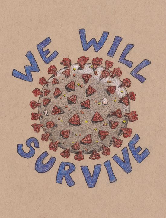 We Will Survive Covid-19 - Scott Emerling