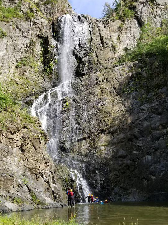 Cascada Neblina - HopesArtGallery