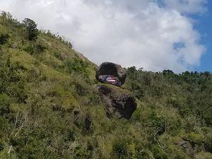 La Piedra de Algarrobo