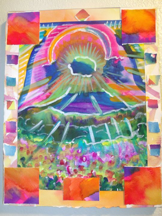 """Landscape of Hope"" - Sara Srubar-Erb"