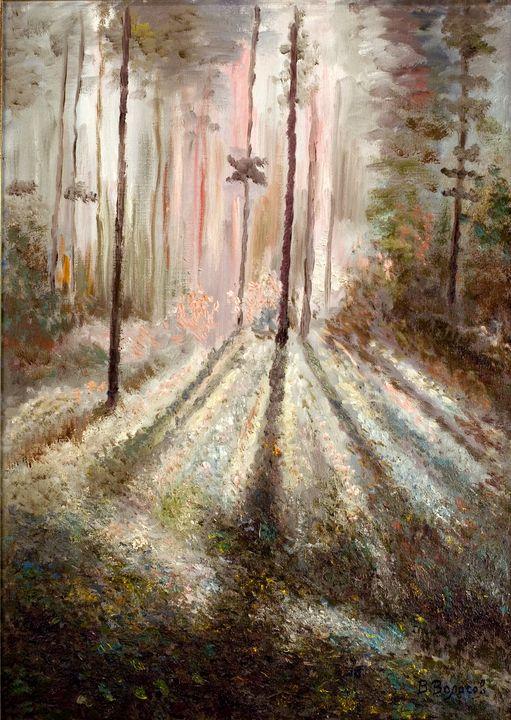 Silver Forest - vladart