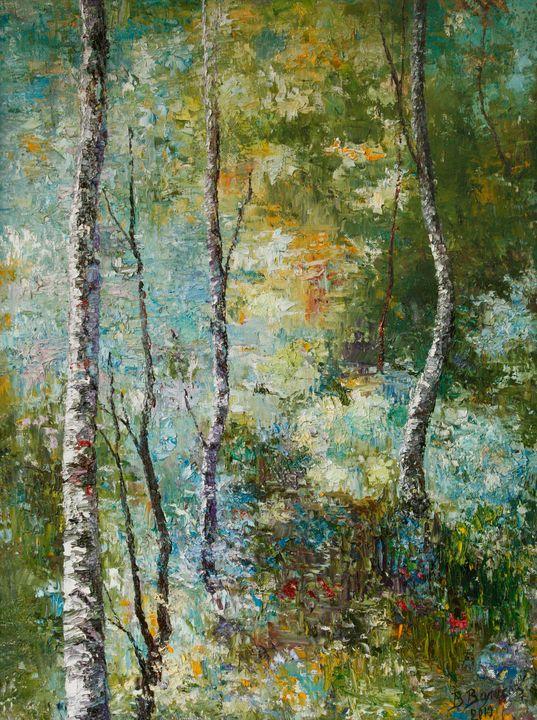 Birch Forest - vladart