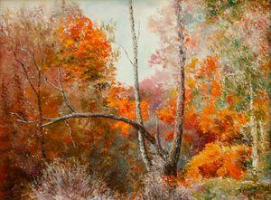 Сlear, crisp Autumn