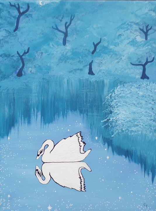 Blue Lagoon - Catherine